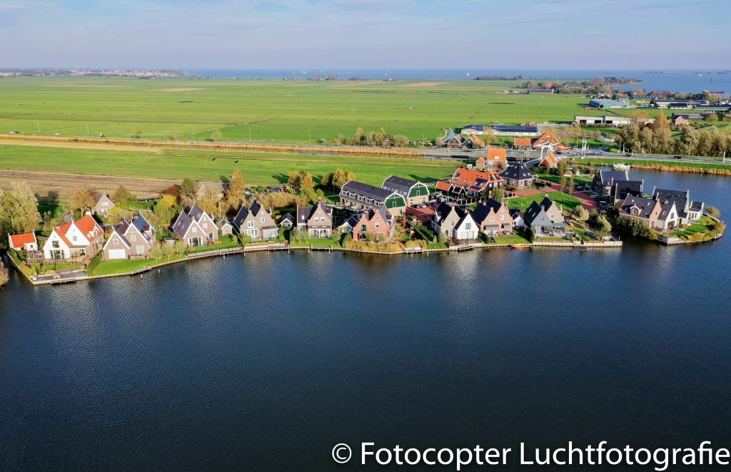 luchtfoto katwoude